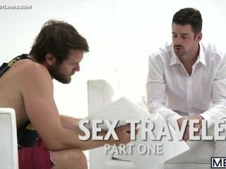 Colby Keller Is A Different Kind Of Sex Tourist. With The Help Of A New Te.