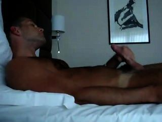 Hot Dude Has Amazing Orgasm