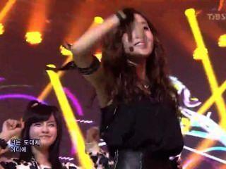Kpop T-ara Nipslip