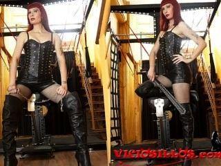 Homenaje A Mistress Minerva By Viciosillos.com