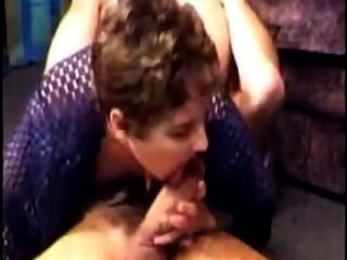 Short Hair Mature Smoking Fuck