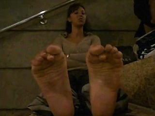 Secret Foot Fetish Smelly Sole Interview