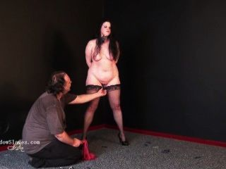 Chubby Runts Big Breast Whipping And Hardcore Bdsm Of Amateur Slave Girl Em
