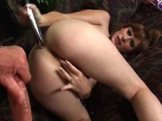 Allison Wyte - All American Anal