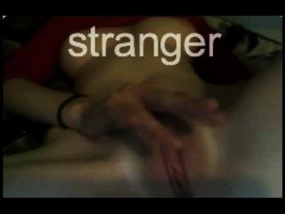 Sexy Teen Masturbates On Webcam Close Up