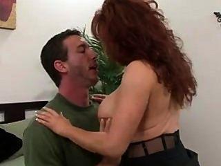 Hot Busty Cougar Vanessa Bella Banging