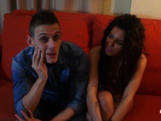 Alejandra & Chris Diamond X