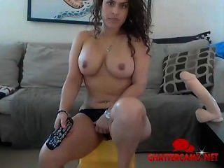 Sexy Ass Black Panties Striptease
