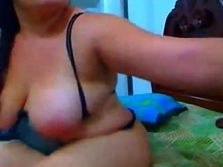 Big Boobs Latina Babe Masturbating