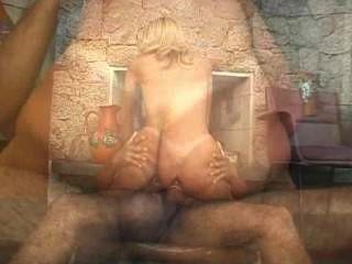 Shemale Kisses - Scene 4