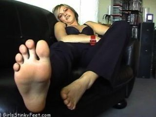 Size 44 Smelly Feet
