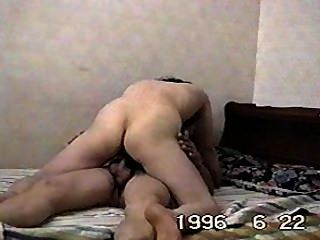 Asian Hottie Knows How To Ride Her Man