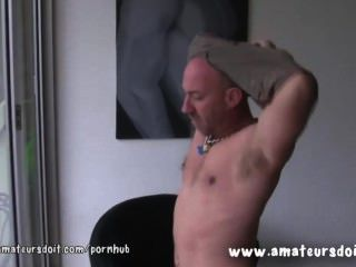 Aussie Amateur Blake Is One Dirty Fucker