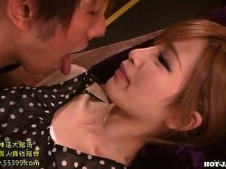 Japanese Girls Attacked Hot Cowgirl In Kitchen.avi