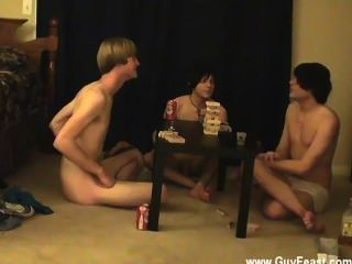 Gay Sex Trace And William Get Together With Their Fresh Mate Austin For