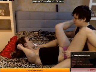 Webcam Lesbian Feet