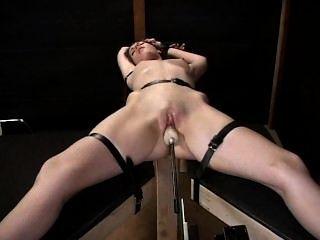 Bondage And Fucking Machine