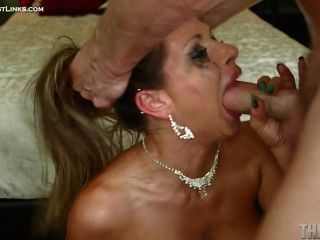 Rachel Roxxx Sucking And Gagging Real Hard On Horny Prick....