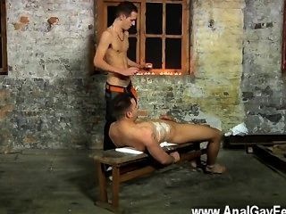 Gay Video Luke Is Not Always Glad Just Deep Throating The Spunk From