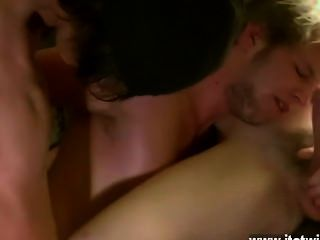 Gay Movie Of Erik Is The Fortunate One To Be Dual Teamed By The Other 2