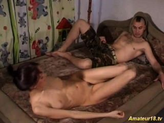 Flexible Boytoy Contortionist Gets Fucked