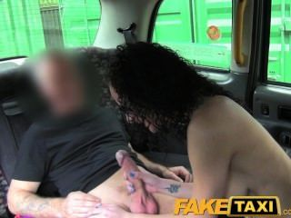 Faketaxi Wannabe Porn Star Shows Some Skills