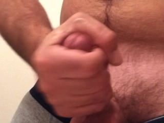 Cumming For The Camera