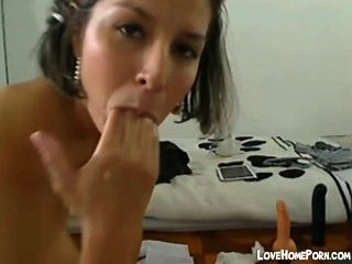 Whore Fisting Her Asshole