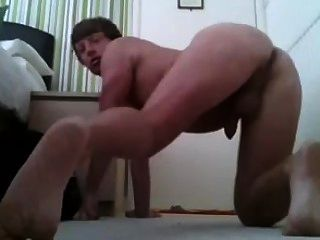 Twink Cub Boy Fingering Ass Live