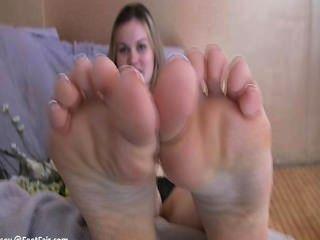 Casey Sexy Feet