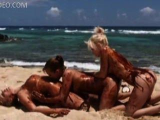Angelina Ashe, Tory Lane And Nikki Jayne - Busty Cops