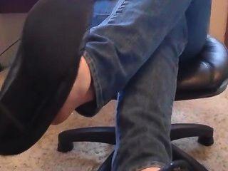 Iman Flats And Feet