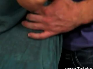 Gay Sex He Calls The Skimpy Dude Over To His House After Hours To Set Him