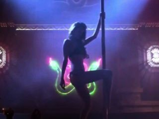 Eiza Gonzalez Table Dance From Dusk Till Dawn