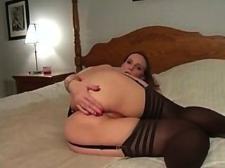 Belle Fucks Her Big Ass With A Toy