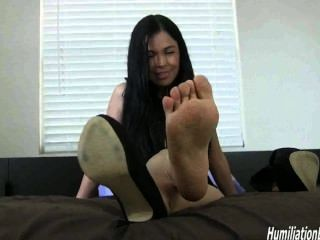 Worship Her Feet