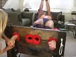 Kylie And Phoenix Tickling