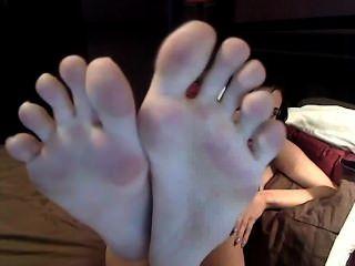 Silvia Sexy Webcam Feet