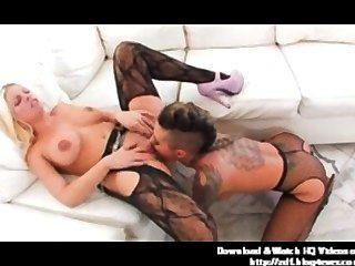 Christy Mack Amazing Lesbian Scene