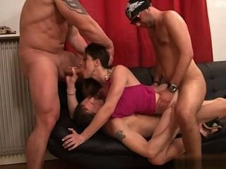 Wet Cowgirl Massive Facial