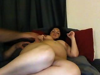 Nude, Pregnant And Tickled