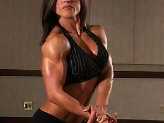 Debbie Muscle Girl