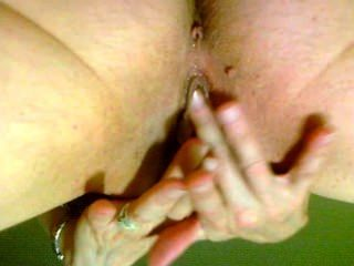 Beautiful Wife Spreads Her Pussy And Squirts Pov