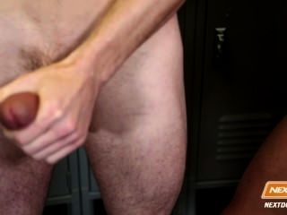 Twinks Having Fun In The Locker Room