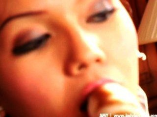 Ladyboy - Amy - Anal Ice Pop