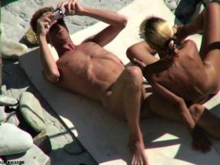 Beach Sex Amateur #105