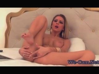 Beautiful Girl Orgasm Great Webcam Show