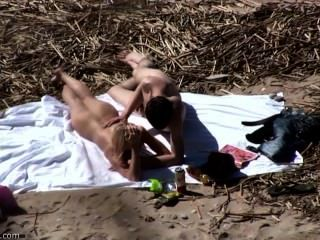 Beach Sex Amateur #102