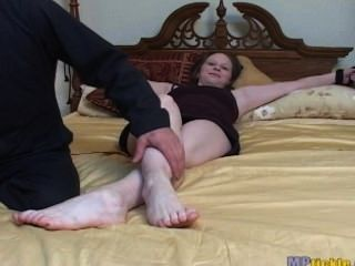 Tickle On Bed