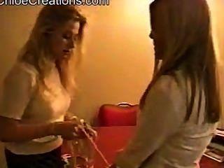 Chloecreations Feet Tickling